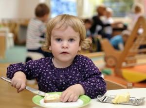Veronika im Kindergarten Gatterhölzl in Wien