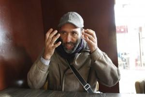 Der Paschtune Khan Adalat ist seit sieben Monaten in Österreich.