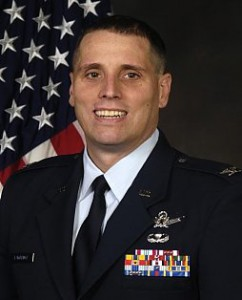 Tim Lawrence ist Kommandant beim Air Force Research Laboratory und leitet das dort ansässige Europäische Büro zu Luft- und Raumfahrtforschung, kurz EOARD.© US Air Force